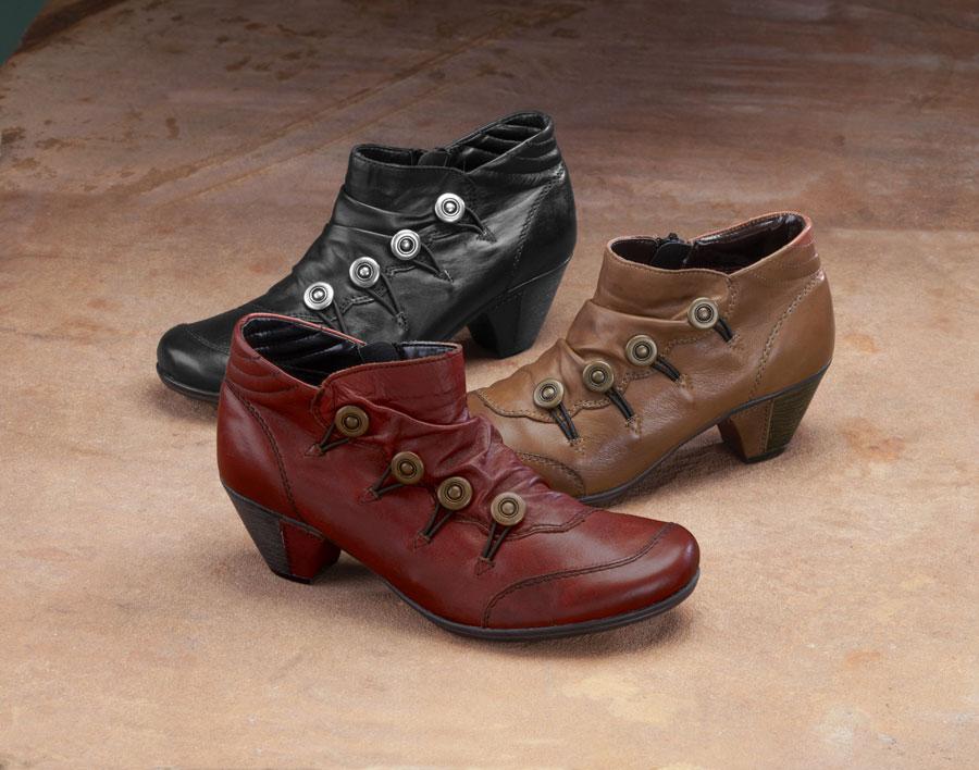 Магазины обуви Rieker. Особенности и секреты швейцарской «антистрессовой» обуви