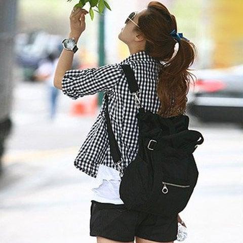 Тот, с которым легко и удобно даже в толпе – женский городской рюкзак