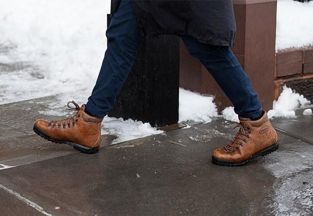 Как выбрать зимние ботинки, или суровый мужской шопинг в действии