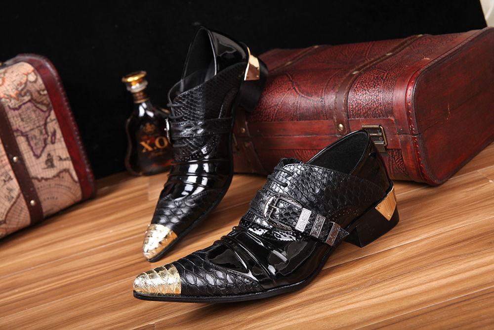 Модные мужские туфли: фото, разновидности обуви, особенности последних коллекций