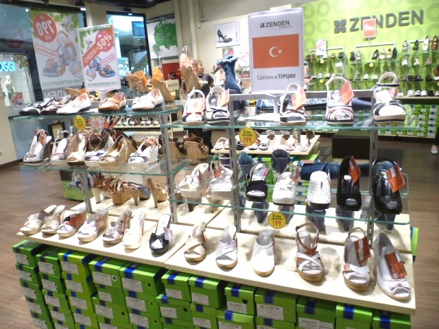 Обувь «Зенден»  развитие бренда, магазины, коллекции и ассортимент ... 084bad77390
