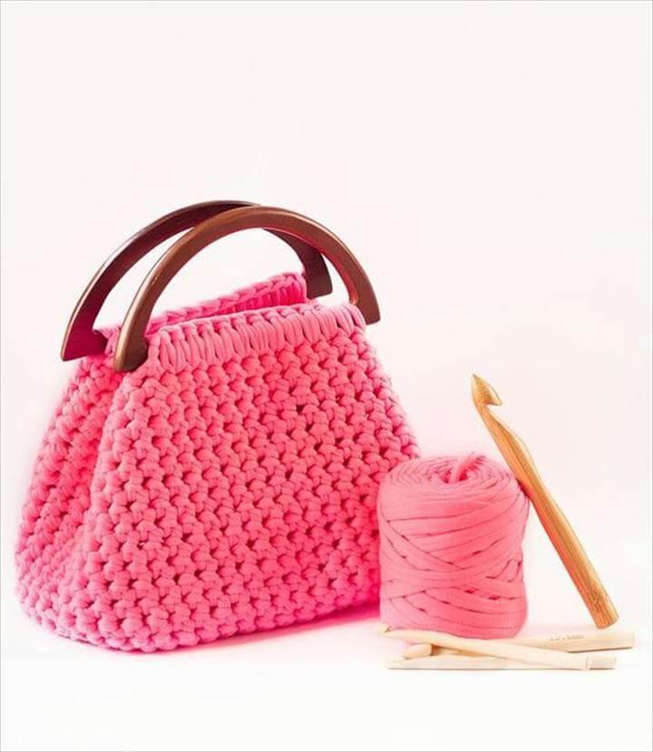 Что нужно знать, чтобы самостоятельно связать для себя сумку крючком