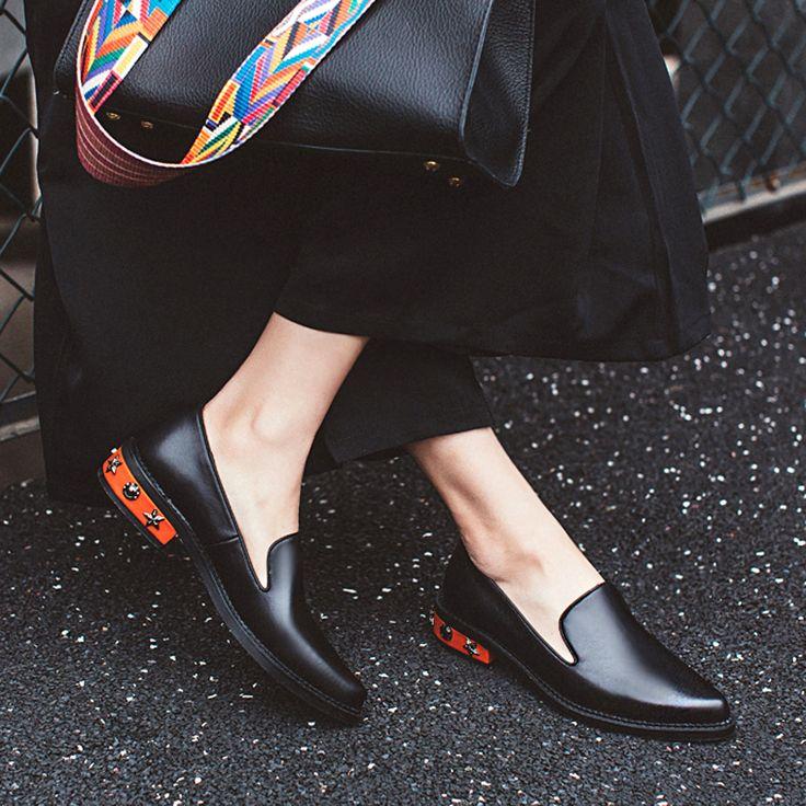 Что будем носить этой весной: обзор и фото модных женских туфель