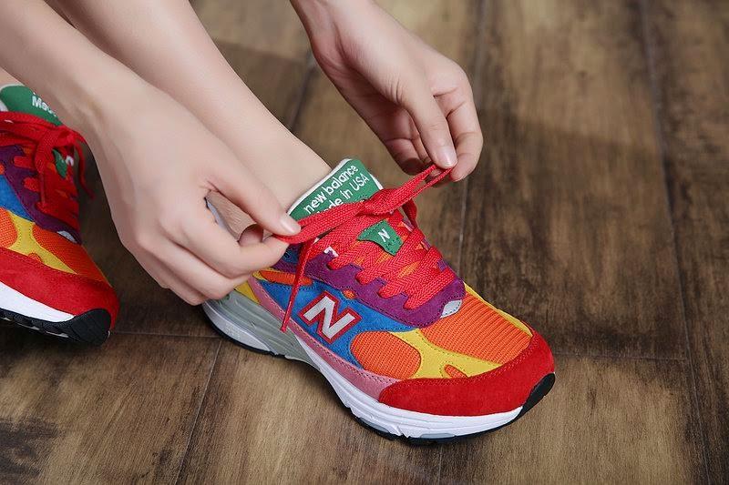 Женские кроссовки New Balance: жить – красиво, ходить – удобно