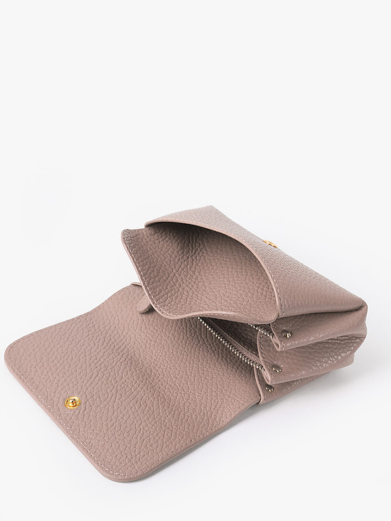Кошельки, портмоне Джироначи 0500 light brown