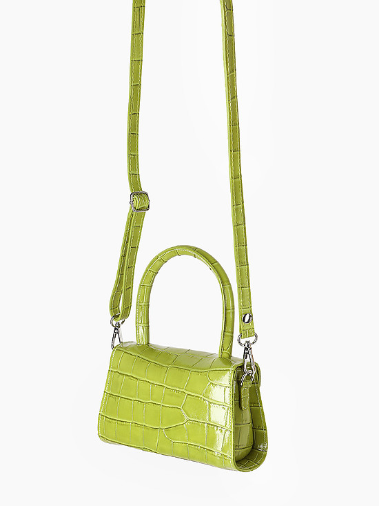 Jazy Williams 1007 light green croc
