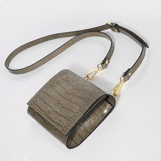Agata 1059 croco grey