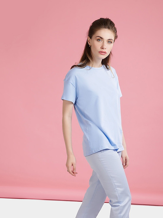 Топы Mellow 11-505-02 light blue