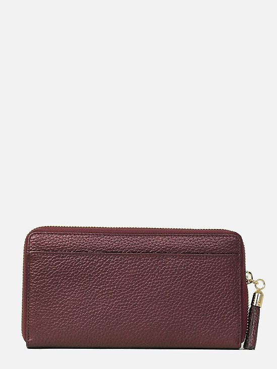 Braun Buffel 11455-664-082 bordo metallic