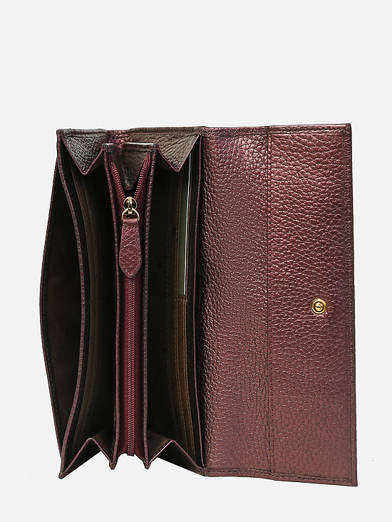Braun Buffel 11458-664-082 bordo metallic