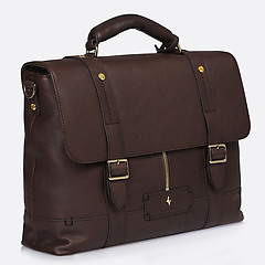 Мужской портфель Backster 12042 brown