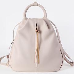 0a34b7bccee4 ... Сумка-рюкзак из мягкой кожи цвета пастельной розы KELLEN 1375 pastel  rose