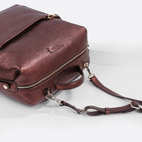 KELLEN 1930 metallic bordo