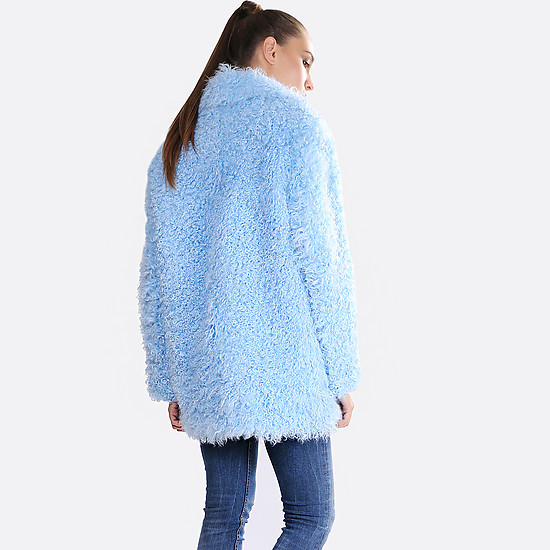 Шубы Alice street 2116 light blue