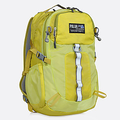 Рюкзак Polar 2170 yellow