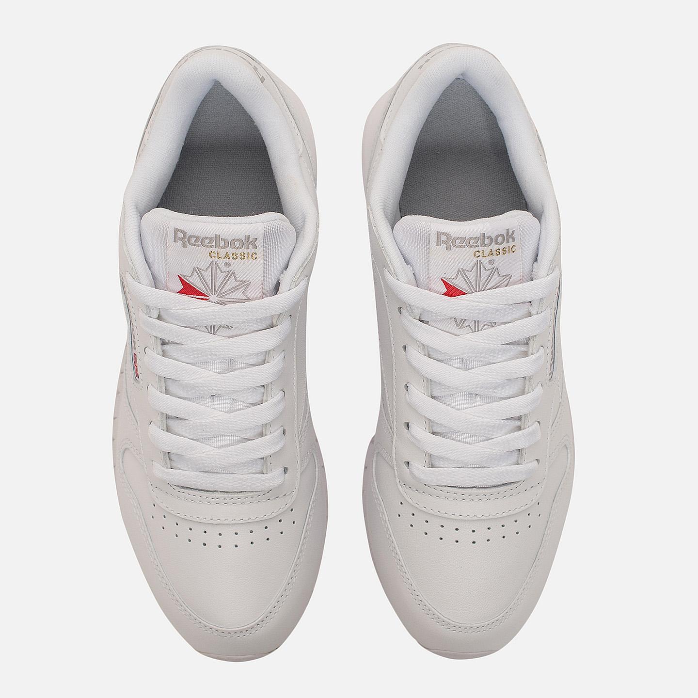 68cac9f45b73 Кроссовки Reebok 2232 white – Вьетнам, белого цвета, натуральная ...