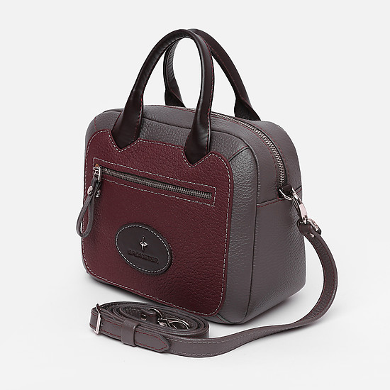 Backster 225-27-100 bordo grey