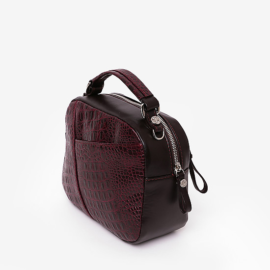 Backster 227-47-71 dark bordo