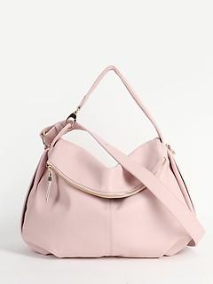 e282c3df42c2 ... Двусторонняя сумка из мягкой кожи в нежно-розовом оттенке KELLEN 2550  light pink