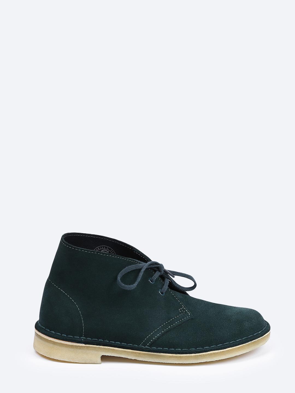 Ботинки Clarks 26121725 chamois green – Вьетнам 319d3a64361fc