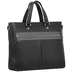 Сумка Alessandro Beato 261 25 29 black grey