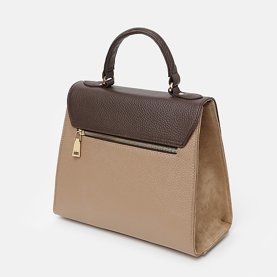 Richet 2710 taupe brown