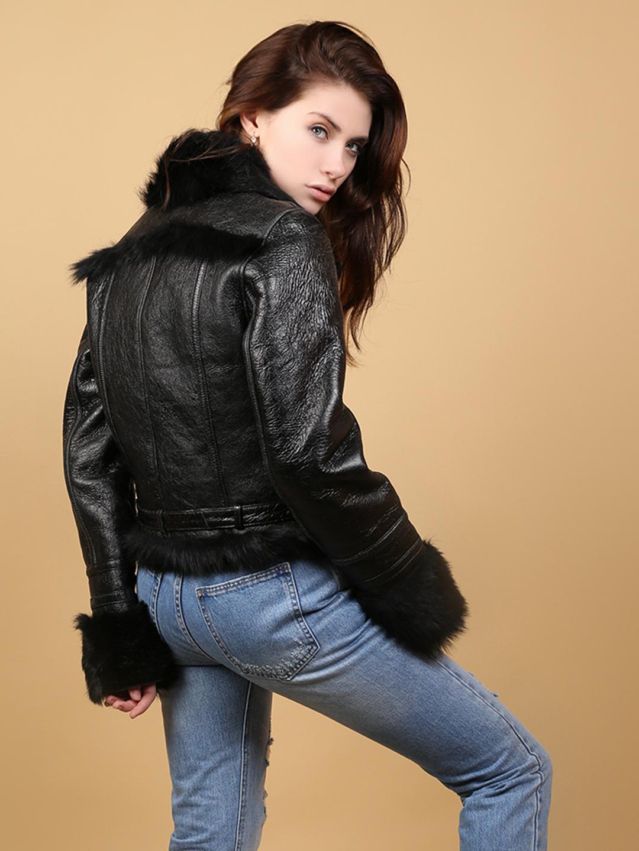 Куртки Женские Кожа Купить Москва