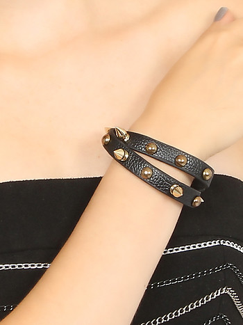 Браслет Fashion Jewelry 2 100 black