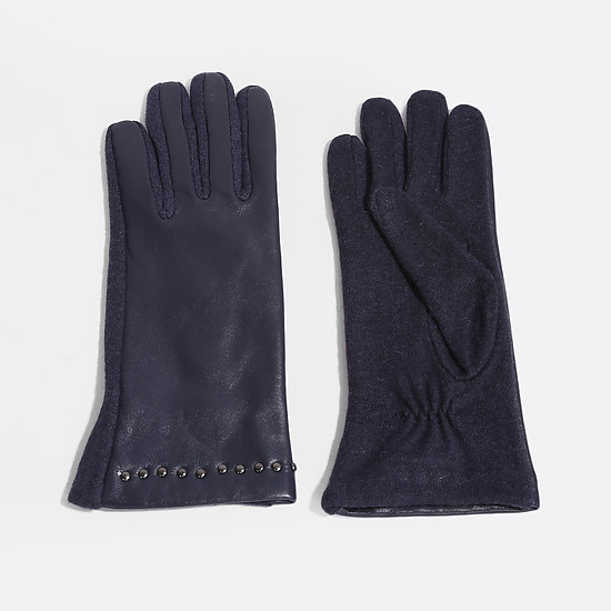 Перчатки Fabretti 3-25 12  dark blue