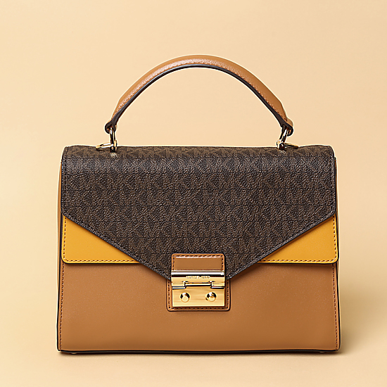 Michael Kors 30F7GSLS2T mango brown