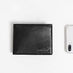 275d7be60d01 ... Небольшой кожаный кошелек в черном цвете Di Gregorio 3184 A black