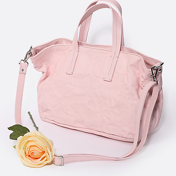 Женская сумка IO Pelle 3506 PIUMA light pink