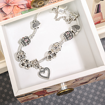 Браслет Fashion Jewelry 3815 silver