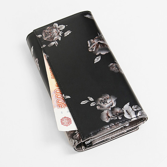 Alessandro Beato 4-4786-3676 black flowers