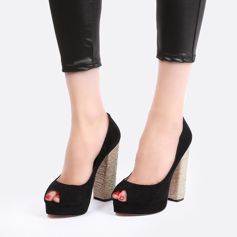Туфли женские замша велюр