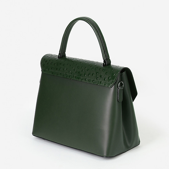 Sara Burglar 540 dark green ostric