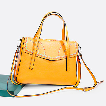 Женская сумка Gianni Chiarini 5607 pastel orange