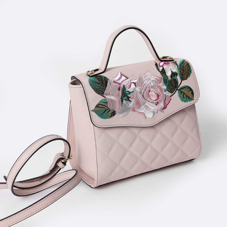 Открытка женская сумка, воскресенья
