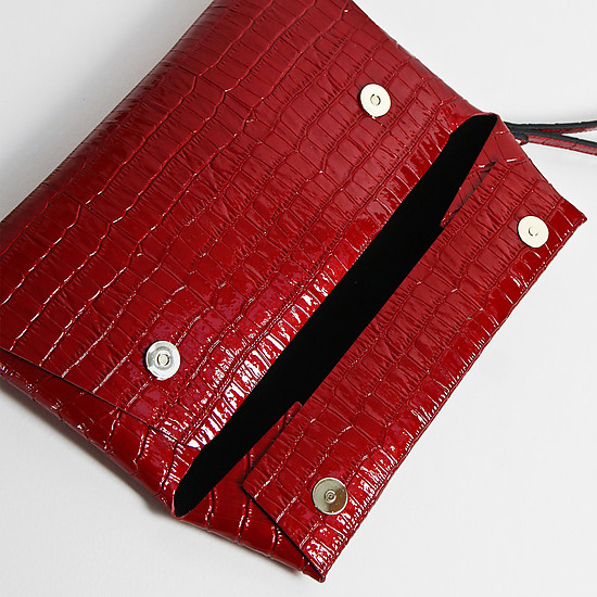Alessandro Beato 568-5592 croco red