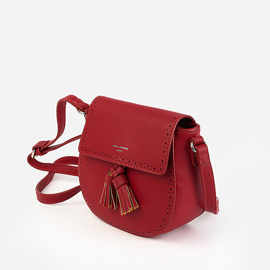 David Jones 5804 dark red