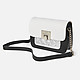 David Jones 5920-1 white black silver