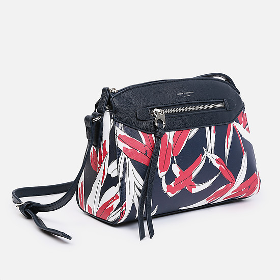 Сумки через плечо David Jones 5938-1 dark blue multicolor