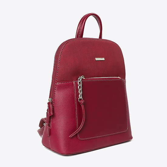 Рюкзаки David Jones 6109-2 bordeaux