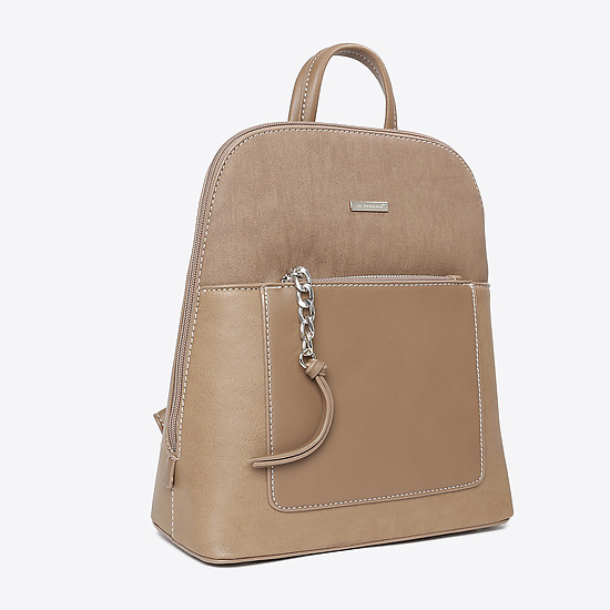 Рюкзаки David Jones 6109-2 darck camel