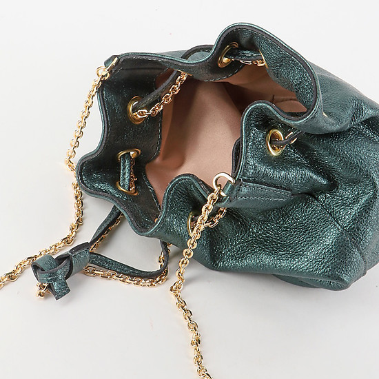 Gianni Chiarini 6145-18 green metallic