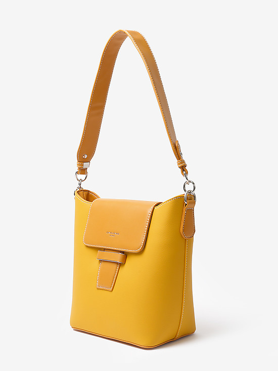 David Jones 6211-2 yellow