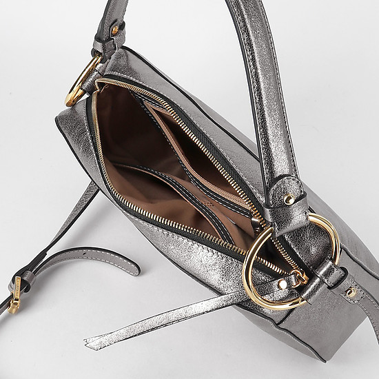 Gianni Chiarini 6436 metallic grey