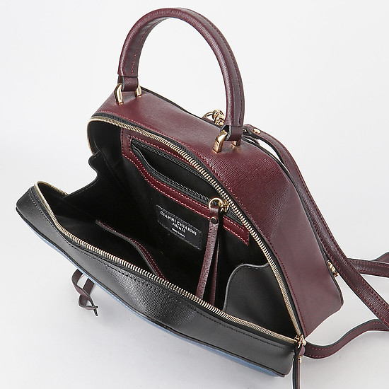 Сумки через плечо Gianni Chiarini 6445 blue bordo multicolor
