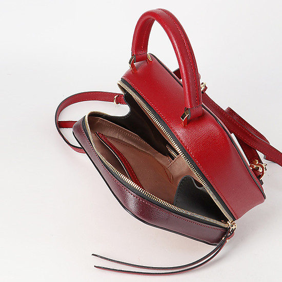 Сумки через плечо Gianni Chiarini 6445 pink red multicolor