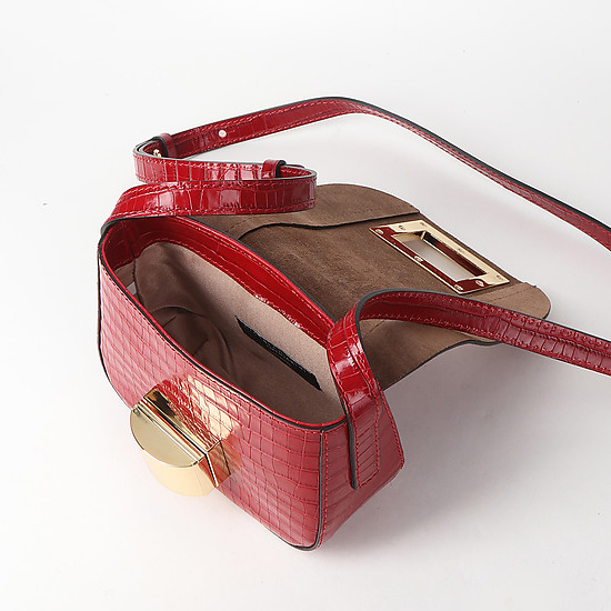 Gianni Chiarini 6540 red croc